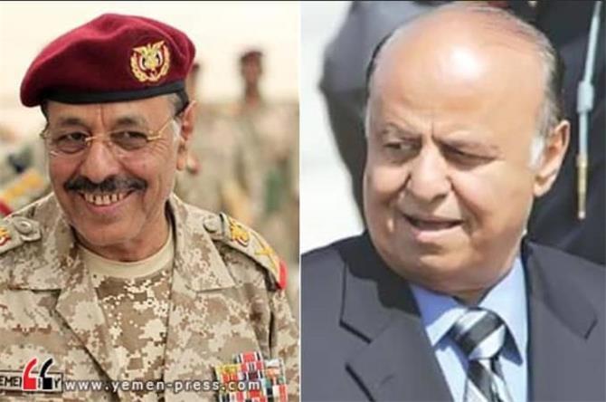 خلافات خلف الكواليس - السعودية تسعى لتنصيب الأحمر رئيسا وسط رفض أمريكي وبريطاني واماراتي