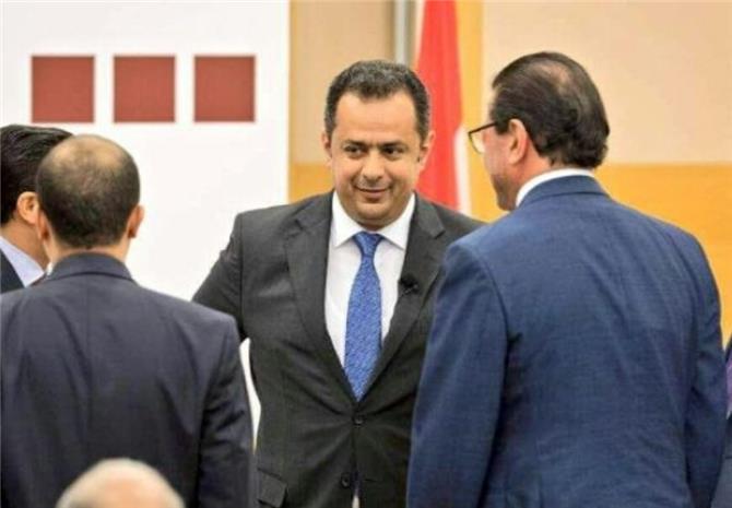 خلافات حادة بين رئيس الوزراء اليمني معين عبدالملك والتاجر النافذ احمد العيسي