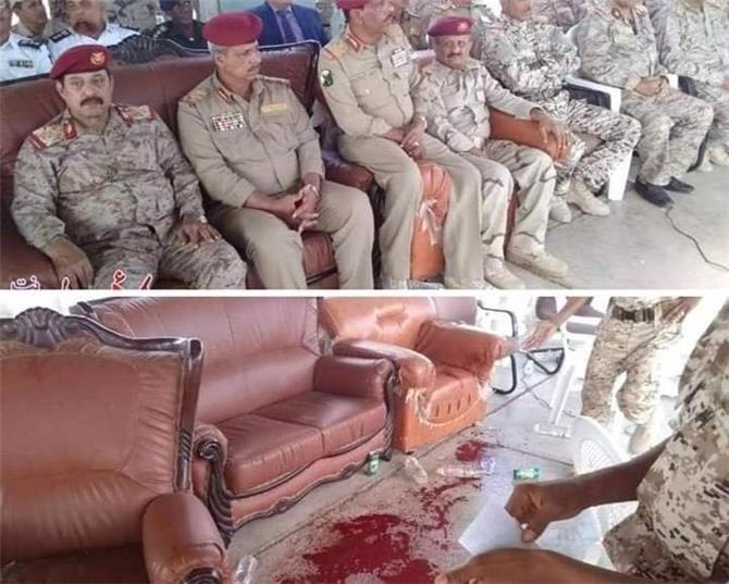 مصدر استخباري يؤكد تورط وزير الدفاع المقدشي في حادث منصة العند