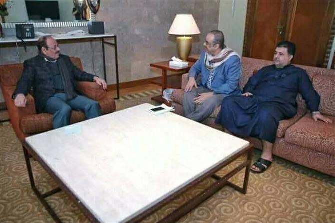 الاحمر يمنع وزير الداخلية الميسري من مغادرة عدن ويوجه باحتجازه