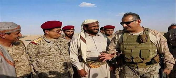 قوات تتبع هاشم الأحمر تغدر بكتيبة من أبناء شبوة وتقتل وتصيب عدد منهم