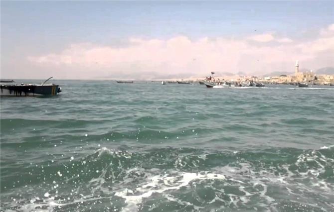 مصادر أمنية : سفينة تركية أنزلت ارهاربيين في سواحل شقرة بابين