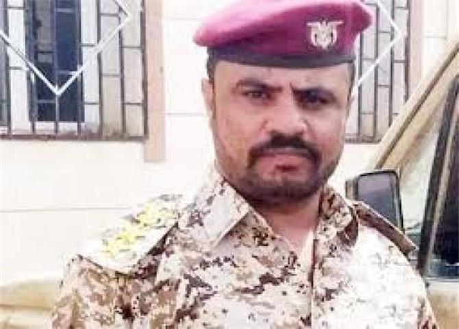 مقتل قائد كتيبة من لواء الحسين الحوثية في أبين