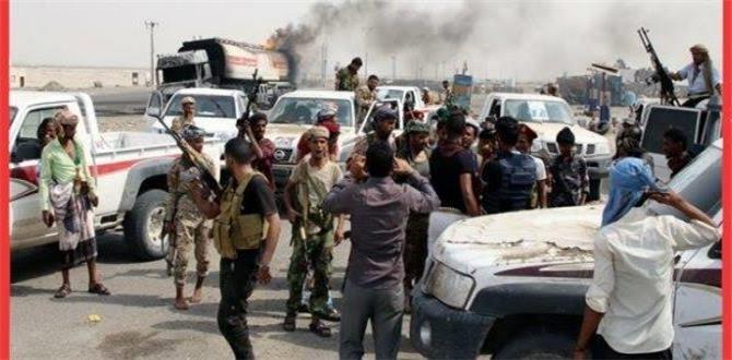 تقرير دولي يؤكد اعتراف تنظيم الدولة الاسلامية والقاعدة بالقتال الى جانب قوات الشرعية في الجنوب