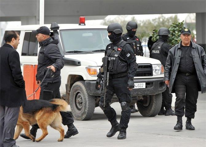 ضبط 4 أشخاص كانوا بصدد تنفيذ هجوم إرهابي بتونس