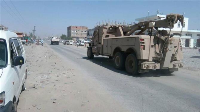 تقرير : الإرهاب والتقطع والتهريب يعود إلى مدينة عزان بشبوة ومطالبات بانتفاضة ضد الغزاة وعودت قوات النخبة
