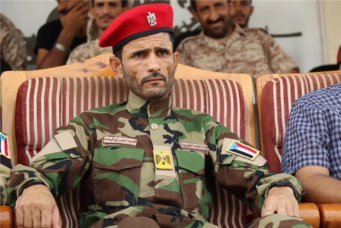 بعيون امريكية.. من هو القائد أبو اليمامة اليافعي؟!