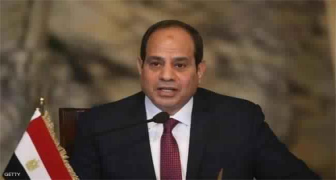 السيسي : مصر ملتزمة بحماية حقوقها المائية