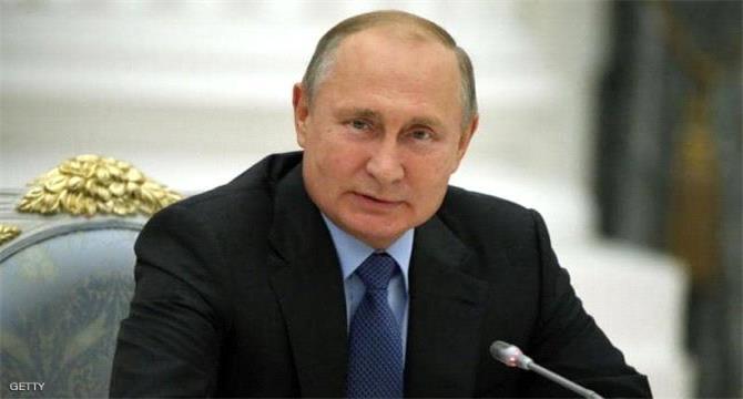 الرئيس الروسي يزور الإمارات