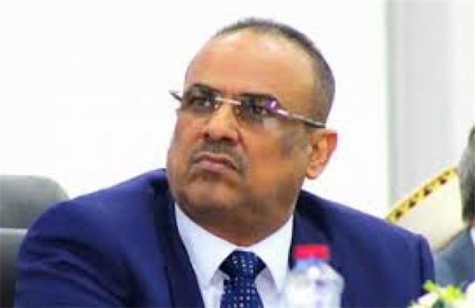 وزير الداخلية اليمنية