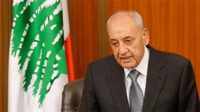نبيه بري: لبنان مثل السفينة التي تغرق شيئا فشيئا