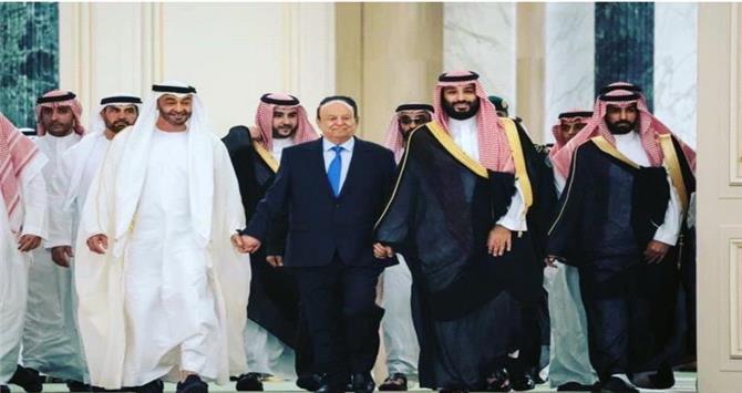 هادي يحسم تعيين محافظ ومدير أمن للعاصمة عدن