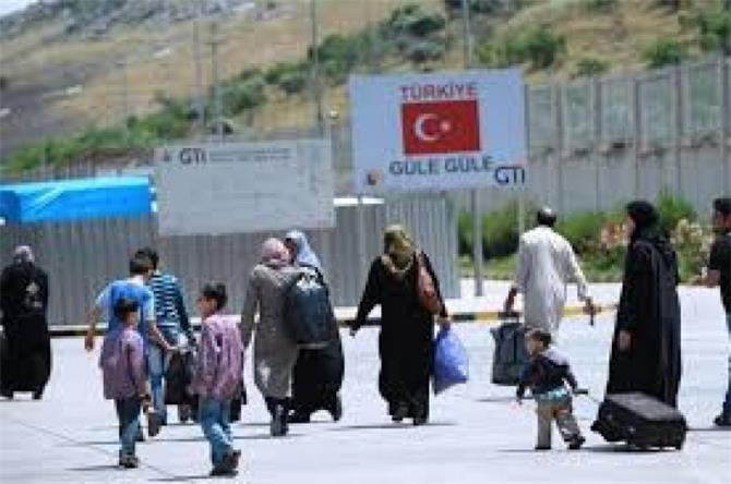 تركيا تضع آلاف السوريين أمام خطر الترحيل القسري