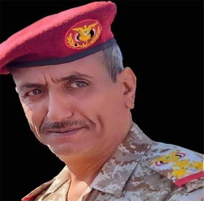 غموض يلف عملية اغتيال قائد اللواء 35 بتعز