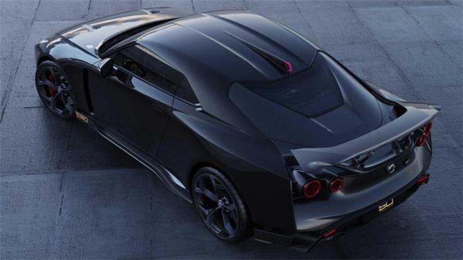 نيسان تصنع 50 نسخة من طراز GT-R50 الرياضي