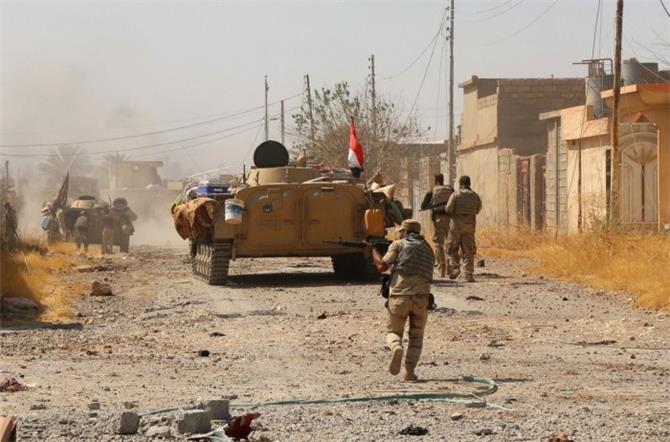 الأمن العراقي يدمر 4 أنفاق ويعثر على 45 عبوة ناسفة بكركوك