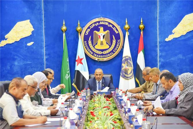 الانتقالي يتهم الحكومة اليمنية بتحريك ملف الاغتيالات