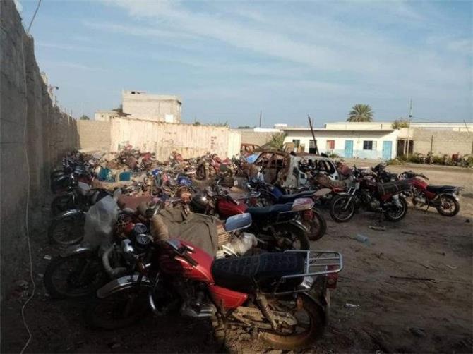 الدراجات النارية ومحاولات ضرب الاستقرار بالعاصمة عدن