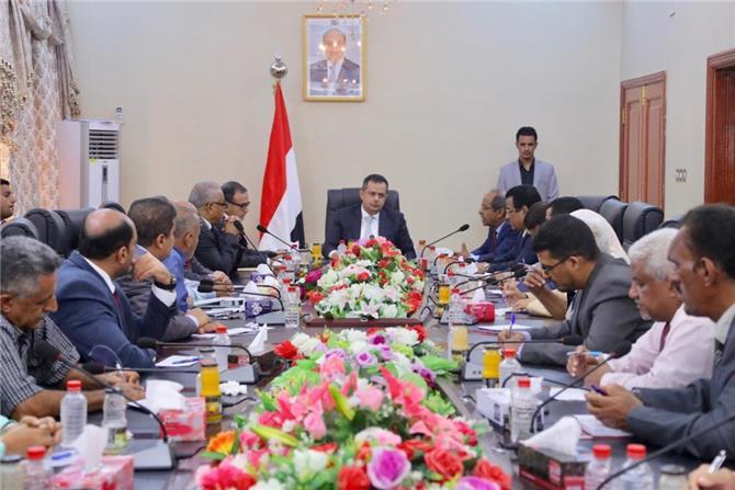 رئيس الوزراء اليمني يوجه بتشكيل وحدة أمنية خاصة بجامعة عدن