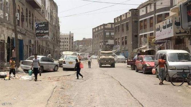 بشائر الحملة الأمنية تظهر في عدن