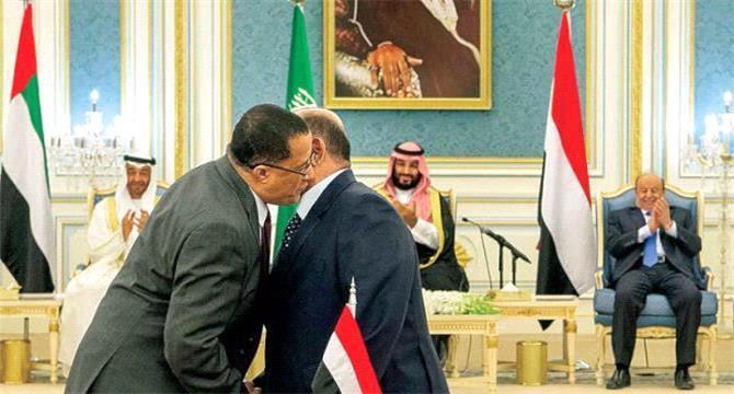 خطة انسحابات لتنفيذ اتفاق الرياض