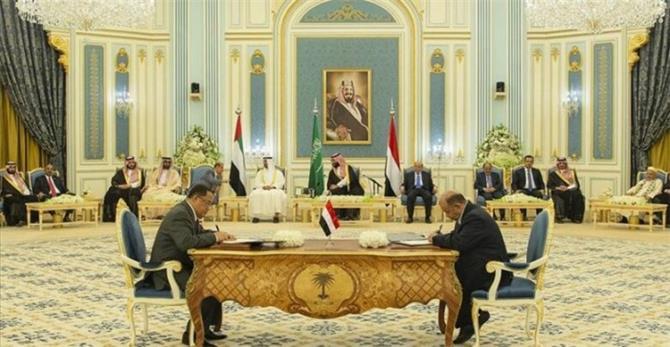 السعودية تبلغ الحكومة اليمنية بسحب قواتها من الجنوب وإلا ستكون هدفاً للقصف