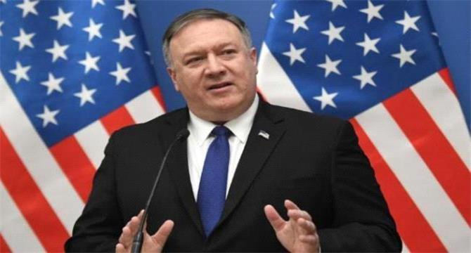 بومبيو : الولايات المتحدة تدرس إدراج تنظيم (الاخوان) منظمة إرهابية