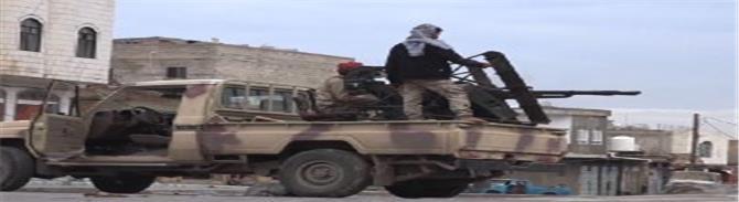 تعز.. تحقيقات عسكرية في بيع ألوية تابعة لحزب الإصلاح أطقم عسكرية  للحوثي