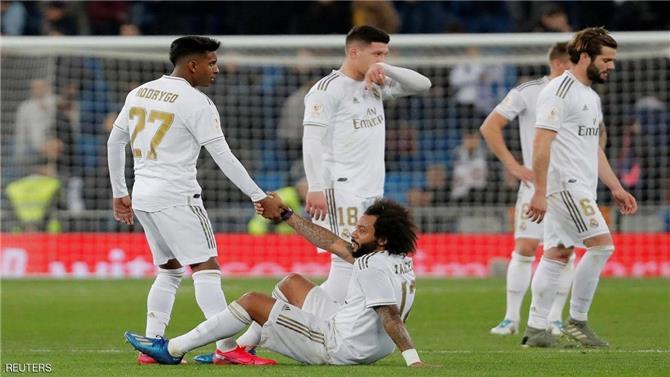 خسارة مذلة تخرج ريال مدريد من كأس إسبانيا