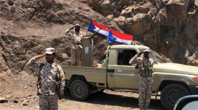 القوات المسلحة الجنوبية تصد زحفا حوثيا شمال الضالع