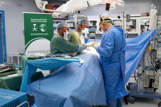 اختتام الحملة الطبية لقسطرة القلب بالمكلا