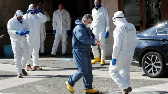 المكسيك تسجل أول حالة وفاة مصابة بفيروس كورونا