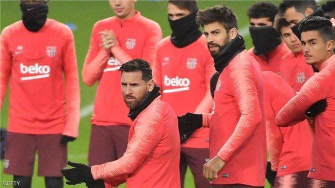 لتخطي الأزمة.. برشلونة سيطلب
