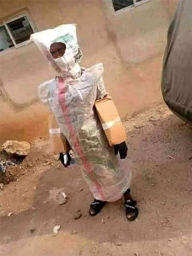 اليمنيون يسخرون من كورونا بالتحدي بهذه الطريقة