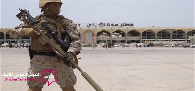 السعودية ترسل طائرة عسكرية إلى مطار عدن تحمل مجندين مصابون بكورونا