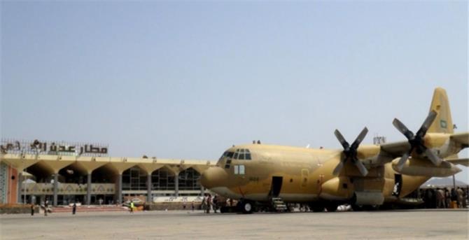 عدن: وصول دفعة جديدة من قوات حماية المنشآت قادمة من السعودية