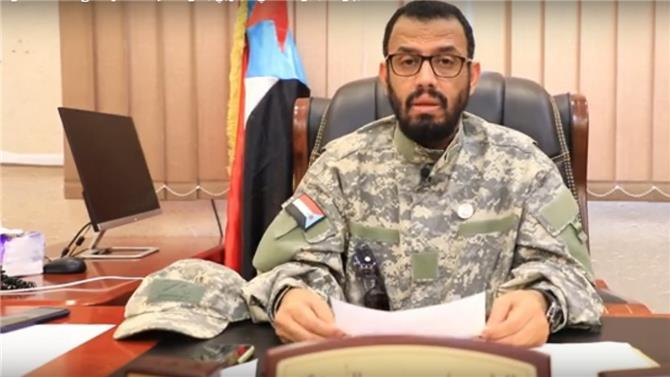 هاني بن بريك: نرفض أي تحريض ضد الشماليين ونحّن لعودة الميسري والجبواني لحضن الجنوب