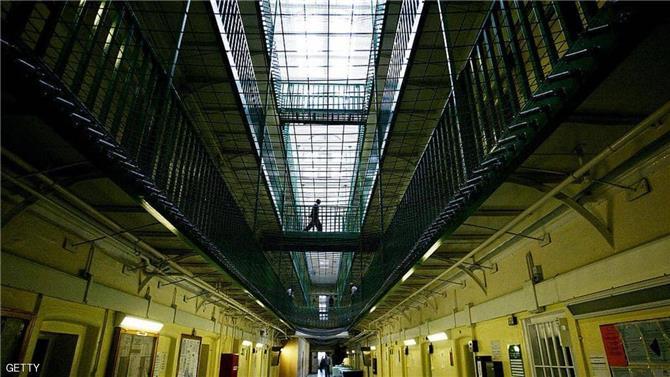 شبح كورونا يجبر بريطانيا على إطلاق سراح السجناء