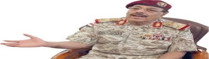 الكشف عن محادثة نارية تمت بين علي محسن الأحمر وضباط سعوديين
