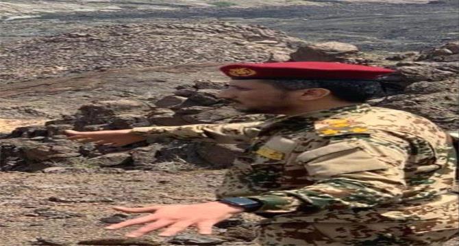 الكشف عن قيام مهران القباطي بتحشيد الجنود من مارب لتوجيههم إلى شقرة