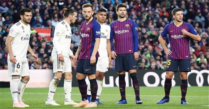 """صحيفة تكشف عن استفادة ريال مدريد وبرشلونة من أزمة """"كورونا"""""""