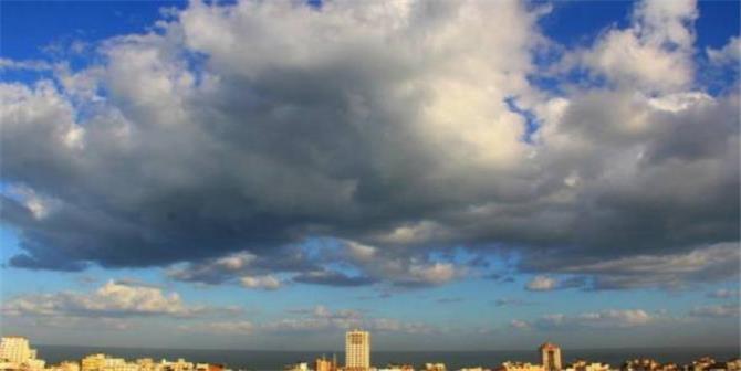 الأرصاد يحذر المواطنين من امطار غزيرة وعواصف رعدية ورياح شديدة