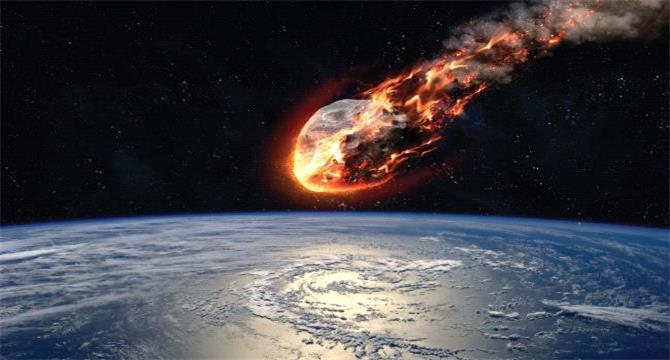 نجاة كوكب الأرض من تصادم كوني مدمر
