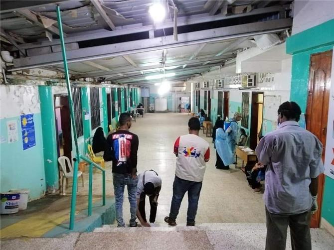 تسجيل اصابات جديدة بكورونا في اليمن