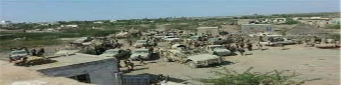 الحديدة.. القوات المشتركة تُفشل زحفاً حوثياً من أربعة اتجاهات وتستدرج العشرات منهم في حيس