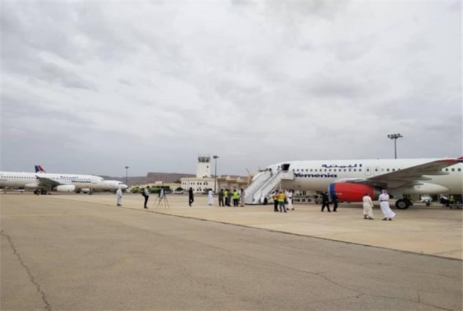 العرادة يسيطر على مطار سيؤن ويخلي جرحى الاخوان والقاعدة الى الاردن