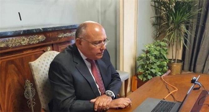 مصر ترفض استغلال أراضي اليمن لتهديد أمن الدول العربية