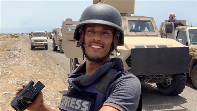 منظمات دولية تدين اغتيال الصحفي نبيل القعيطي في عدن