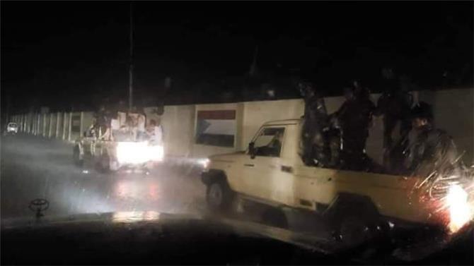 اندلاع اشتباكات مسلحة عقب انفجار عنيف هز مدينة كريتر ومصدر أمني يكشف التفاصيل