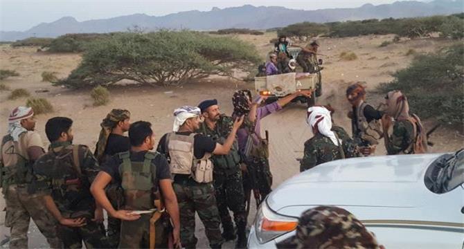السيد: عناصر إرهابية مطلوبة دوليا في مقدمة صفوف مليشيا الإخوان بشقرة